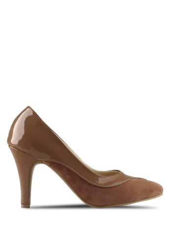 CLAYMORE brown Claymore sepatu high heels B 713T - Moca CL635SH32MJVID_1