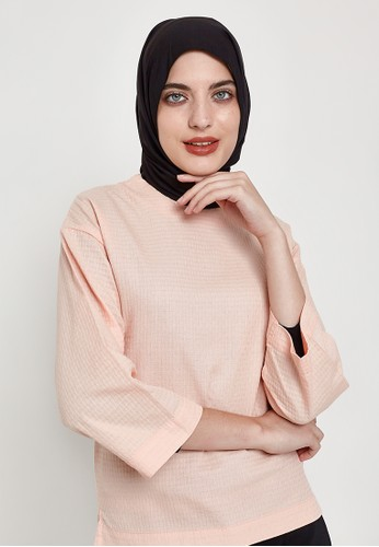 MFMW pink MFMW Lucianty Blouse Pink F9400AAE59A5C6GS_1
