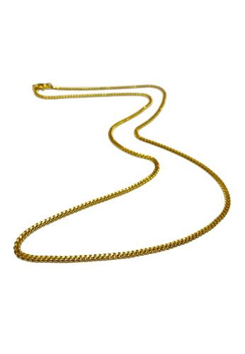 LITZ gold LITZ 916 (22K) Gold Necklace 单扣项链 N0001-45cm-3.87g+/- 3E6E3ACE846039GS_1