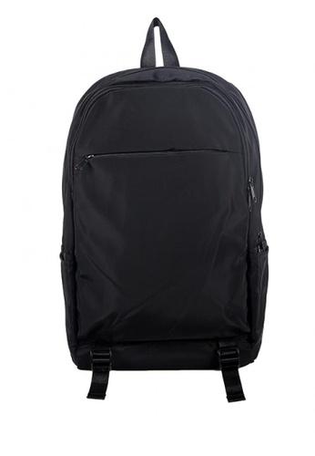Timeless Manila black Rune Backpack D9CCBAC5D266B9GS_1