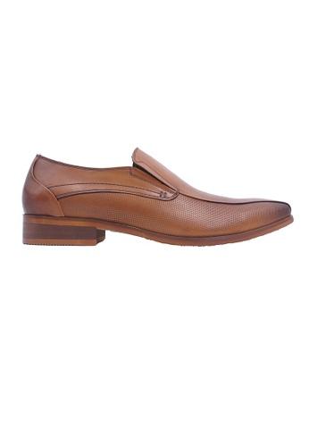Hanson Bootmaker brown Hanson Bootmaker Slip-on - Tan 089A0SHD7E8A3EGS_1
