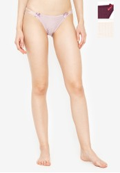 Kimberly multi 3-in-1 Kendall Panty Pack F19DFUSD920BA2GS_1