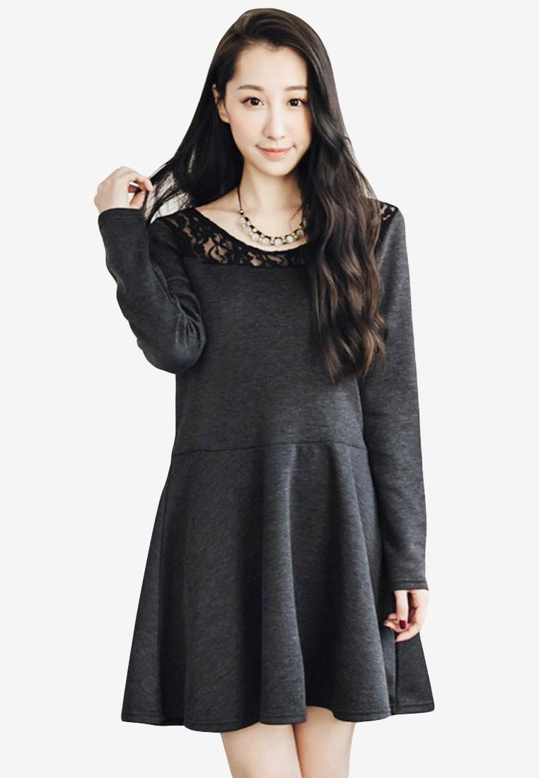 Gracefully Spring Cotton Dress