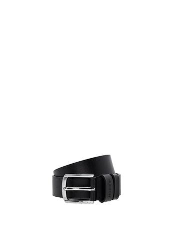 7890a2781fb63 SEMBONIA black Men Formal Pin Buckle Leather Belt (Black) 7E514AC79F67D9GS_1