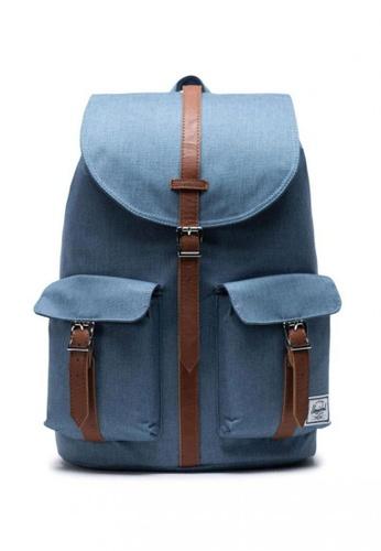 Herschel blue Dawson Backpack 9FC43ACB7C131DGS_1
