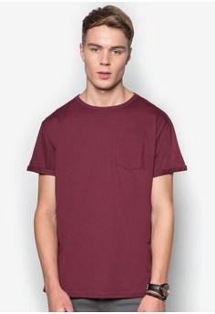Plain Chest Pocket T-Shirt