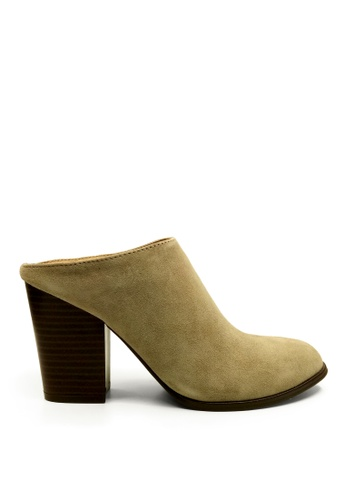 Kenneth Cole New York grey TAP DANCE - Heel Booties KE615SH45ADEMY_1