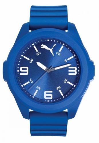 Puma blue PU911311002 Game Blue Men Watch PU549AC0RKGSMY_1