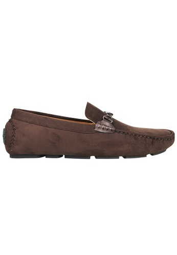 Tomaz brown Tomaz C352 Buckled Loafers (Coffee) B129ASH109E1A2GS_1