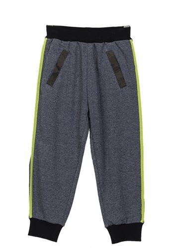 M.Latin grey Jogger Pants 606EEKABBA5C10GS_1