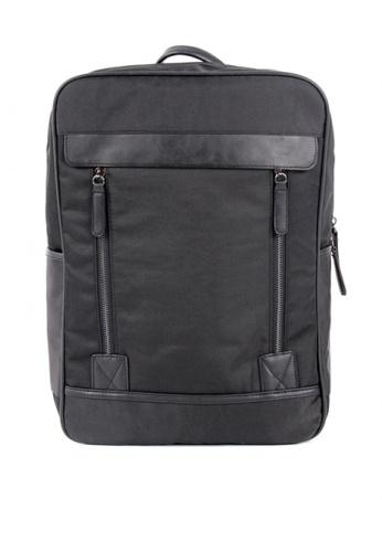 Timeless Manila black Liam  Backpack 5C959AC14E6524GS_1