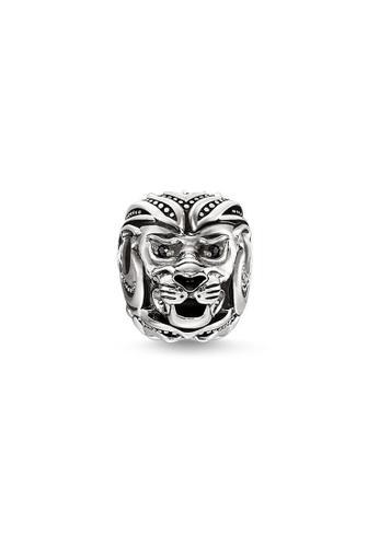"THOMAS SABO silver Bead ""Lion"" 05897AC9F5D5B2GS_1"
