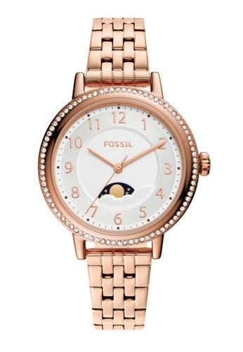 FOSSIL gold Reid Watch BQ3710 D9540AC2471BC6GS_1