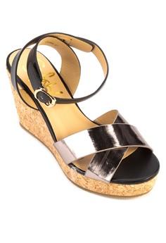 Clara Wedge Sandals