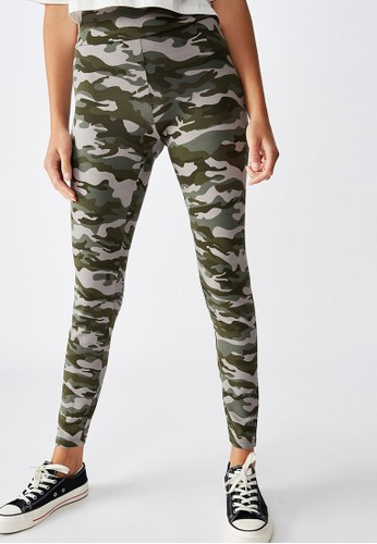 Cotton On multi High Waisted Dylan Legging F1CEBAA928C1A2GS_1