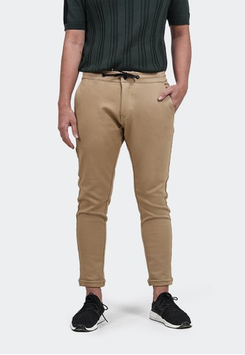 Celciusmen brown Trouser Celcius B01419C 08BF9AAC16DE1CGS_1