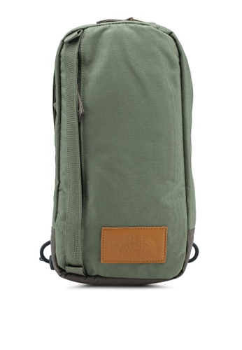 The North Face green Field Bag 96F17AC36779CEGS_1