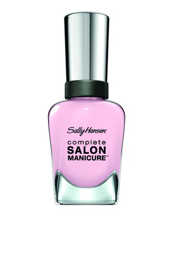 Sally Hansen pink Blush Against the World Nail Polish 9B456BE77E6984GS_1