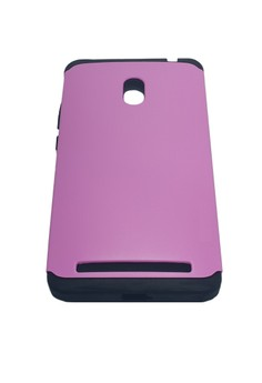 Sleek Shockproof Case for Asus Zenfone 6 (Pink)