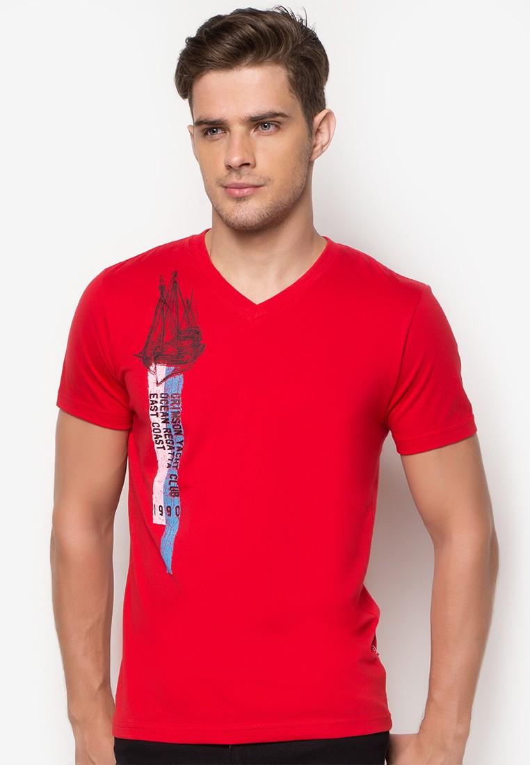 Yacht Club Ocean Shirt