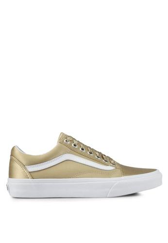 VANS Old Skool Satin Lux Sneakers VA142SH0SWVZMY_1