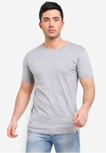Factorie 灰色 Slim T Shirt 97C49AA0460A2DGS_1