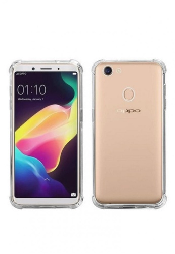 separation shoes ef082 db081 German Import Drop Resistant Silicone Clear Case for Oppo F5