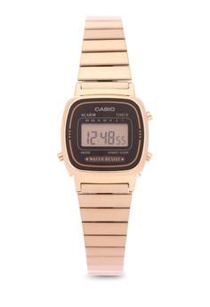 Digital Watch LA670WGA-1DF