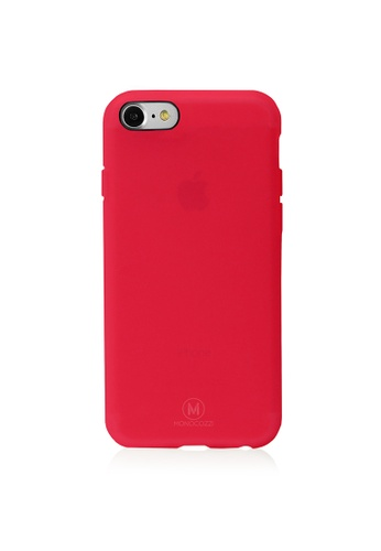 Monocozzi red Lucid Shock Protection Case for iPhone 7 MO983AC68IOTHK_1