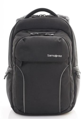 Samsonite black Samsonite Torus LP Backpack N2 SA186AC42BAVSG_1