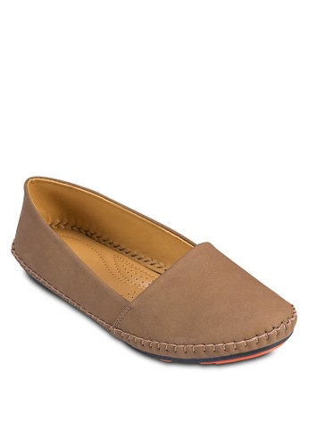 簡約懶人鞋, esprit outlet 桃園女鞋, 船型鞋
