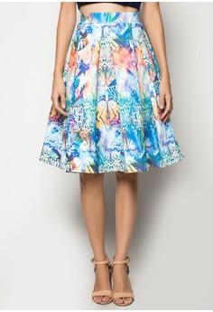 Heiress Midi Skirt
