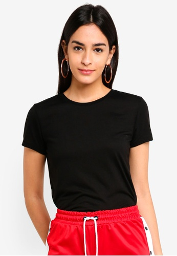 Factorie black Basic T Shirt 38254AA7F6146BGS_1