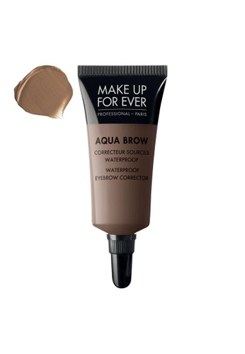 MAKE UP FOR EVER brown AQUA BROW KIT - Waterproof Eyebrow Corrector Kit #15 E064BBEB9C2FB3GS_1