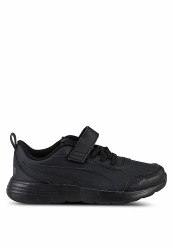 PUMA 黑色 Sportstyle Core Flex Renew SL AC Trainers B8D1AKSE61B7E2GS_1