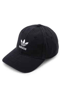 dd4f5433f4e215 adidas black adidas originals adiccolor washed cap B075FAC7923B78GS_1