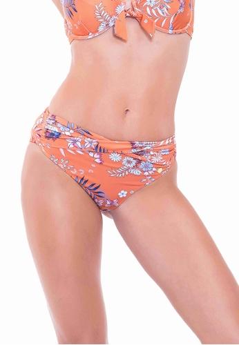 Sunseeker orange Desert Bloom Classic Pants 55148USA74BDBCGS_1