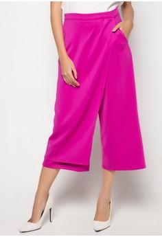 Rosalie Overlap Culottes Pants