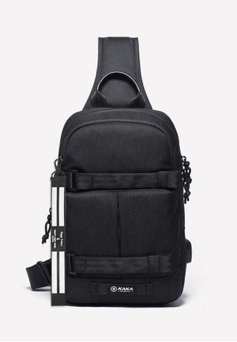 Twenty Eight Shoes black Fashion Chest Bag X 22003 4CE4EACAF31823GS_1