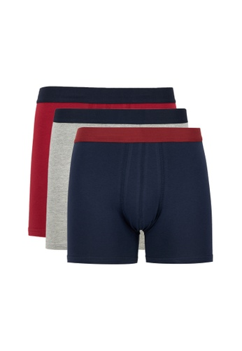 DeFacto red 3-pack Boxer A65ACUS5C1CE54GS_1