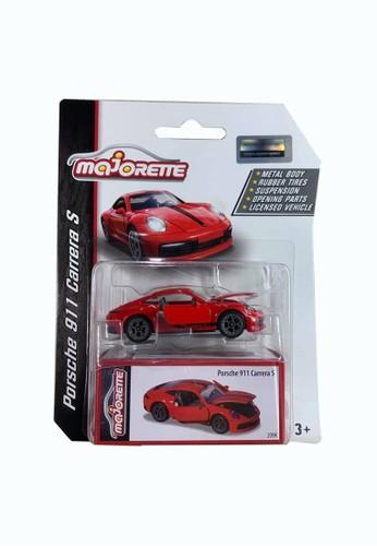 Majorette red Majorette Porsche 911 Carrera S 93F8BTH2C141FAGS_1