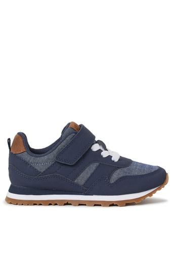 H&M blue Sneakers BEEF2KS860C3BDGS_1
