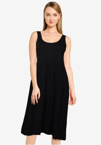 GAP black Sleeveless Mini Dress EE690AA22D2934GS_1