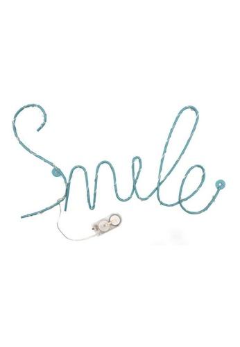 Klosh Wire Frame - LED Smile Frame C7AB6HL1CD79F3GS_1