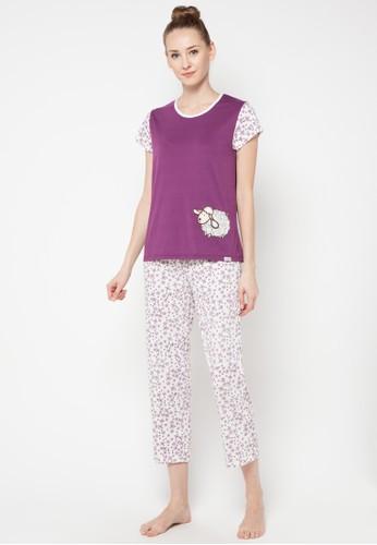 PUPPY purple Curly Sheep PU643AA70OHLID_1