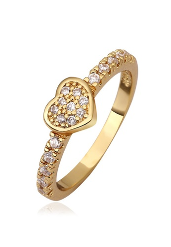 Sopistikada gold Fiona 18k Gold Ring Size 6 SO776AC52BFZPH_1