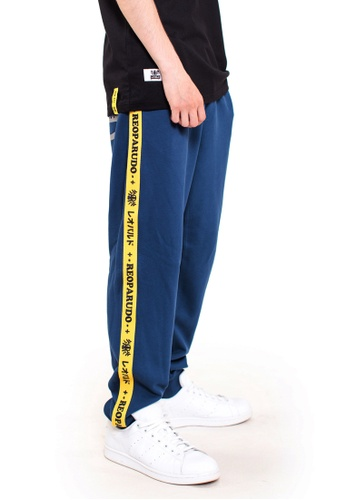 Reoparudo blue and navy RPD Superstar Sweat Pants (Navy Blue) 3176CAACA05D0FGS_1