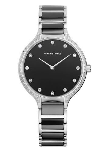 Bering silver Ceramic 30434-742 Black 34 mm Women's Watch 87159AC7A21CBAGS_1