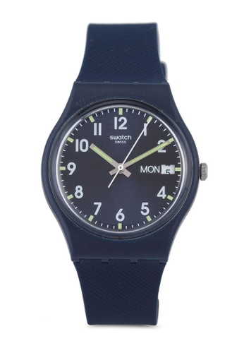 Swatch blue Sir Blue Watch 225BDACA637A83GS_1