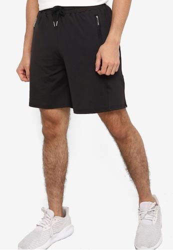 ZALORA ACTIVE black Active Running Shorts 93E20AAA0E7A53GS_1